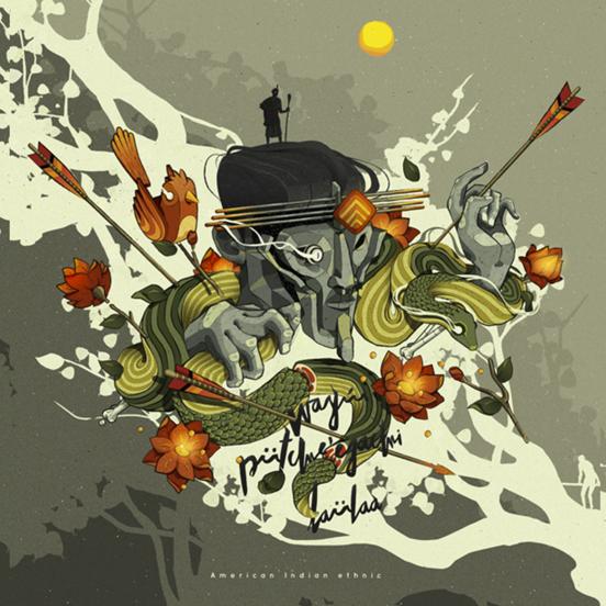 Ilustraciones explosivas de la mano de Julian Ardilla