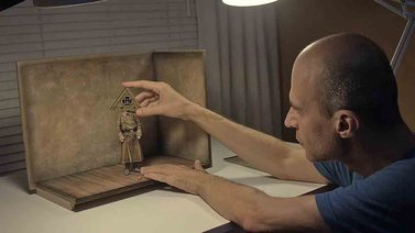 Diorama: Pensando en tres dimensiones. A Craft course by Óscar  Sanmartín Vargas