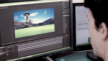Movimiento retro en After Effects. A Video, Audio, and Design course by Joseba Elorza