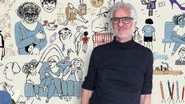 Narrar en viñetas con un boli. Un curso de Ilustración de Miguel  Gallardo