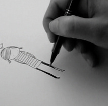 Draw like a monkey. A Illustration, Film, Video, and TV project by Blanca Gómez - 01-06-2009