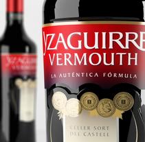 Vermouth Yzaguirre. A Design project by Daniel Sánchez - 22-06-2009