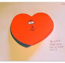 Siete pequeñas historias de amor. Un proyecto de Ilustración de Carlos Mañas Aldaya - 09-07-2009
