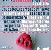Jamon Pop 09. A Design, Advertising, and Photograph project by quino romero ACORAZADO - 09-07-2009