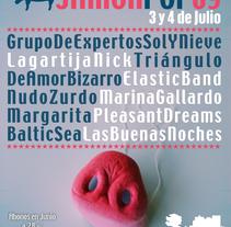 Jamon Pop 09. Un proyecto de Diseño, Publicidad y Fotografía de quino romero ACORAZADO - 09-07-2009