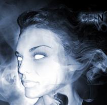 Smoke face. Un proyecto de 3D de Alberto Rosa  - 23-07-2009