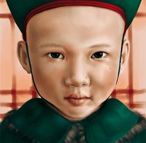 Asian Children. Un proyecto de Diseño, Ilustración, Publicidad y Fotografía de Diego   de los Reyes - Domingo, 16 de agosto de 2009 04:54:44 +0200