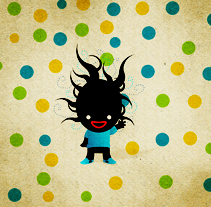 Vodafone Web Book · Mr Twich. A Design&Illustration project by Rodolfo Biglie - Sep 05 2009 11:48 PM