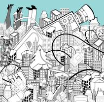 Un mundo en Miniature. Un proyecto de Diseño e Ilustración de Sergio Rodríguez - Martes, 15 de septiembre de 2009 14:12:52 +0200