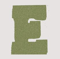 Letra E. Un proyecto de Diseño e Ilustración de Arturo  Marín - 06-10-2009