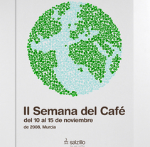 II Semana del Café. Un proyecto de Diseño e Ilustración de Fernando José Pérez - 30-12-2009