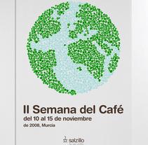 II Semana del Café. A Design&Illustration project by Fernando José Pérez - 30-12-2009