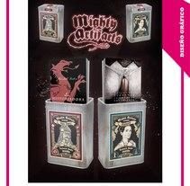 Mighty Artifacts. Un proyecto de Diseño, Ilustración y Publicidad de Mariano de la Torre Mateo         - 21.01.2010