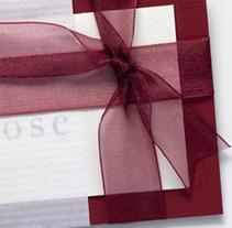 Invitación Boda. Un proyecto de Diseño de EME - 29.01.2010