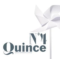 Revista Quince Nº4. Un proyecto de Diseño de Manuel  Jurado - Martes, 02 de febrero de 2010 18:27:22 +0100