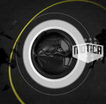 World Football Idol_2007. A Design, Motion Graphics, Film, Video, TV, and 3D project by Motion team - Feb 02 2010 07:47 PM