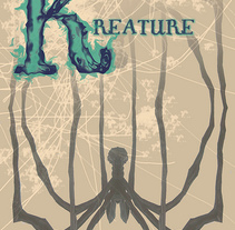 kreature. A Illustration project by Creepy Beatriz M. Soto         - 08.02.2010