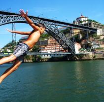 Ponte Don Luis, Oporto. A Photograph project by santosdelacalle@gmail.com         - 08.02.2010