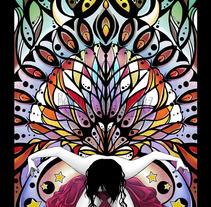 Wings simplicity . Un proyecto de Ilustración de Bea González Rabadán - 11-02-2010
