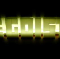 EGOIST. Un proyecto de  de Lucas Oliete Rubio         - 06.03.2010