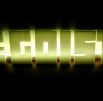 EGOIST. Um projeto de  de Lucas Oliete Rubio - 06-03-2010