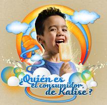 KALISE. A Design&Illustration project by SaintDsign - Mar 23 2010 01:18 AM
