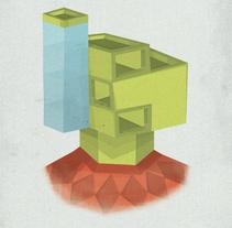 House Portraits. Un proyecto de Diseño e Ilustración de Raúl Escobar Ferrís - 25-03-2010