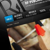 RF-Marketing & Publicidad. A Design, Software Development, and UI / UX project by Ismael González - Apr 05 2010 03:46 PM
