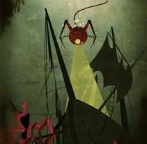 Sub 0. Un proyecto de Ilustración de Raul Casado Cantarellas         - 06.04.2010