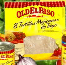 Old El Paso. A Design project by Omar Benyakhlef Domínguez - 05.10.2010
