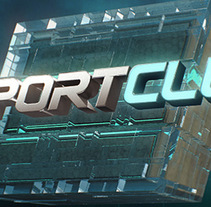 Esport-club. A Advertising, Film, Video, TV, and 3D project by Kotoc  - 14-05-2010