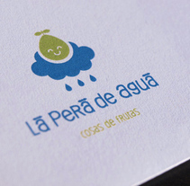 Identidad para frutería. A  project by Refres-co  - 17-05-2010