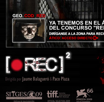 Rec2. A Software Development project by Marc Torres - 04-06-2010