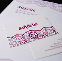 Saroche. A Design, Illustration, and Advertising project by Refres-co  - 20-05-2010