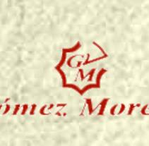 Quesos Gómez Moreno. Un proyecto de Diseño Web de Color Vivo Internet  - 02-06-2010