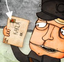 Globos. A Illustration project by karla kracht - Jun 07 2010 04:03 PM
