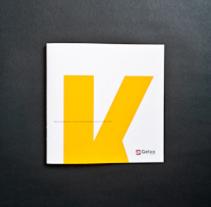 GK Instalaciones. A Design project by Meneo  - 09-06-2010