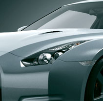 NissanGTR_Vray. A 3D project by Carlos Pecino Albornoz - Jun 15 2010 12:07 PM