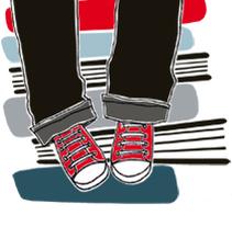 Día del libro infantil y juvenil 09 / AlhóndigaBilbao. Un proyecto de Ilustración de Verónica de Arriba - Martes, 29 de junio de 2010 19:13:22 +0200
