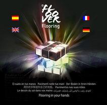 Floover Flooring. Un proyecto de Diseño y Publicidad de Helena Bedia Burgos         - 08.07.2010