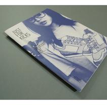 Just for Kicks fanzine. Un proyecto de Diseño de Jose Miguel Méndez Cristina         - 09.07.2010