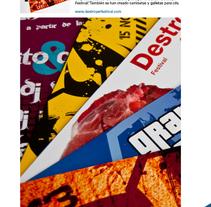Destroyer Festival. A Design project by Rodrigo Maroto - Jul 12 2010 06:47 PM