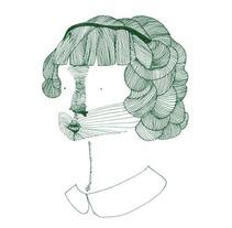 Noelia. A Illustration project by Silvia González Hrdez - 13-07-2010