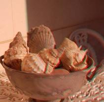 Fosilak 3D. Um projeto de Fotografia e 3D de Gorka Agirre         - 19.07.2010