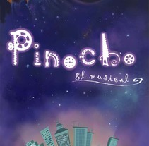 Pinocho el musical. A Illustration project by Juan Rubio         - 26.07.2010