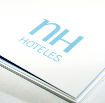 NH Hoteles. A Design, Illustration, and Advertising project by ememinúscula Mercedes Díaz Villarías         - 06.09.2010