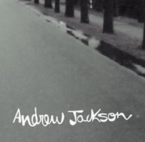 Andrew Jackson cover e identidad. A Design project by magant.tv  - 06-08-2010