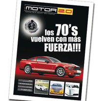 Motor 2.0 Identidad & Portada. A Design project by Jose Jurado - Aug 17 2010 03:57 PM