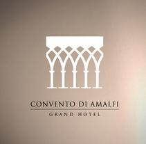 Grand Hotel Convento di Amalfi. A Design project by ememinúscula Mercedes Díaz Villarías         - 06.09.2010