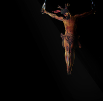 Cristo. A Advertising project by Pedro Mozas Rello - 16-09-2010
